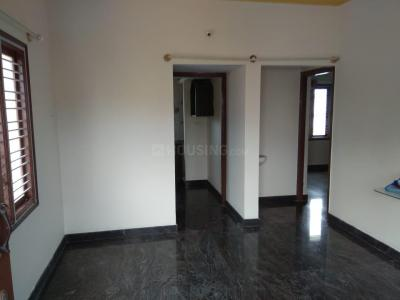 Gallery Cover Image of 1000 Sq.ft 3 BHK Independent Floor for rent in Vidyaranyapura for 16000