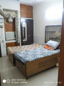Bedroom Image of Pure Vegetarian PG With Homely Environment For Girls in Sector 27