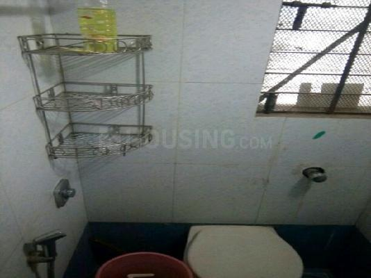 Common Bathroom Image of 325 Sq.ft 1 RK Apartment for rent in Girgaon for 28000