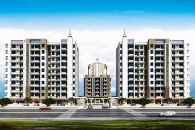 Gallery Cover Image of 621 Sq.ft 1 BHK Apartment for buy in Shree Shakambhari Kohinoor Residency, Kankha Ki Dhani for 2131000