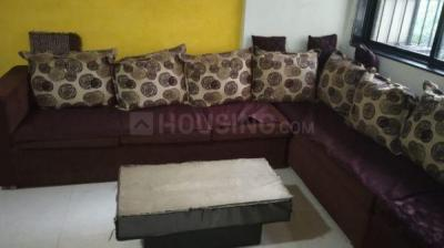 Gallery Cover Image of 600 Sq.ft 1 BHK Apartment for rent in Satellite Garden, Goregaon East for 28000