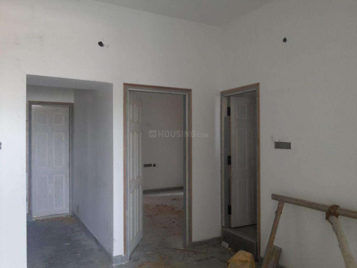 Living Room Image of 465 Sq.ft 1 BHK Apartment for rent in Vijayanagar for 9000