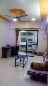 Gallery Cover Image of 695 Sq.ft 1 BHK Apartment for rent in Hadapsar for 26000