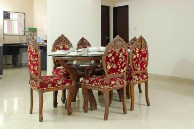 Dining Room Image of PG 4643163 Aundh in Aundh