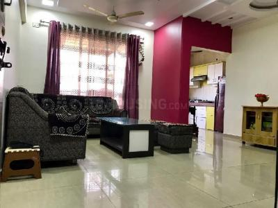 Gallery Cover Image of 1100 Sq.ft 2 BHK Apartment for rent in Airoli for 26000
