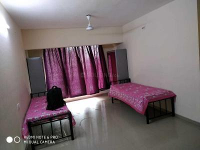 गोरेगांव ईस्ट में मुंबई पीजी के बेडरूम की तस्वीर