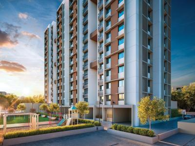 Gallery Cover Image of 1435 Sq.ft 3 BHK Apartment for buy in Shela for 4600000