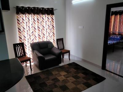Gallery Cover Image of 950 Sq.ft 2.5 BHK Apartment for rent in Palace Opal Palace, Madipakkam for 21000