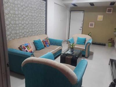 Gallery Cover Image of 12000 Sq.ft 2 BHK Apartment for rent in Dhanori for 23000