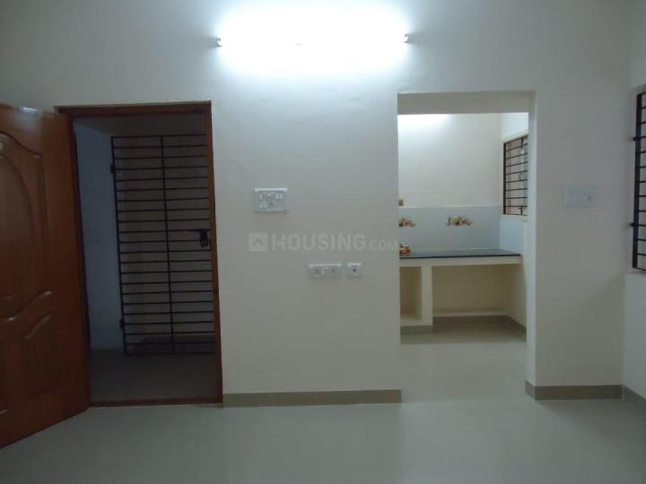 Living Room Image of 534 Sq.ft 1 BHK Apartment for rent in Anurag Gardens, Perungalathur for 8000