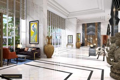 Gallery Cover Image of 3100 Sq.ft 4 BHK Apartment for buy in Kalpataru Avana, Parel for 140000000