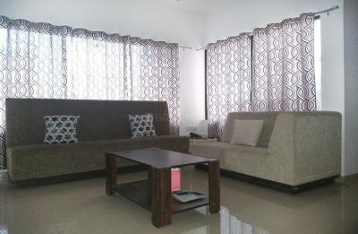 Living Room Image of 604 J Ashok Meadows in Hinjewadi