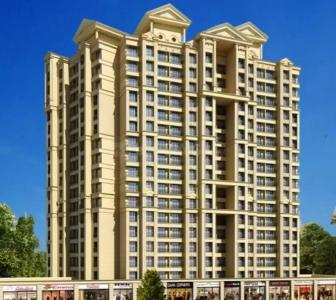 Gallery Cover Image of 690 Sq.ft 1 BHK Apartment for rent in Arihant Aarohi Phase I, Shilgaon for 9000