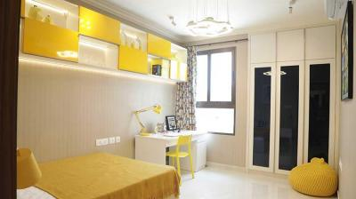 Gallery Cover Image of 1187 Sq.ft 3 BHK Apartment for buy in Samson Apartments, Thoraipakkam for 9500000