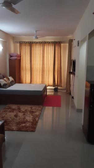 सेक्टर 143 में क्यूरूम के बेडरूम की तस्वीर