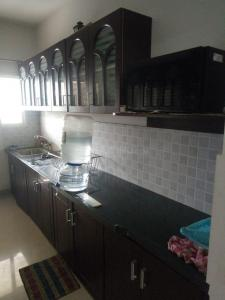 Kitchen Image of Single Occupancy Room In A Fully Furnished 3bhk in Gachibowli