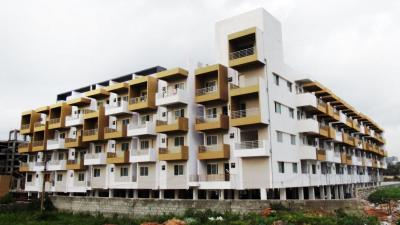 Gallery Cover Image of 1012 Sq.ft 2 BHK Apartment for buy in Pyramid Bilberry, Chokkanahalli for 4452908