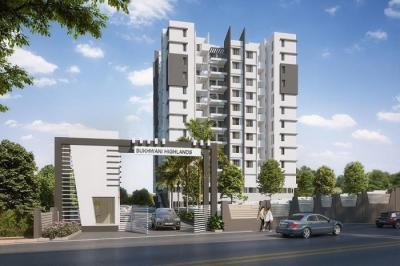 Gallery Cover Image of 892 Sq.ft 2 BHK Apartment for buy in Sus for 4299600
