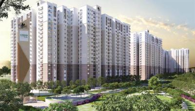 Gallery Cover Image of 646 Sq.ft 1 BHK Apartment for buy in Prestige Finsbury Park Regent, Gummanahalli for 3336000