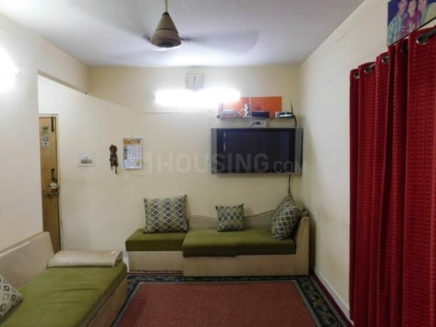 Living Room Image of 1800 Sq.ft 3 BHK Apartment for rent in Kharghar for 42000