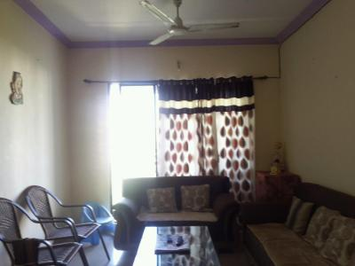 Gallery Cover Image of 1250 Sq.ft 2 BHK Apartment for rent in Rabale for 30000