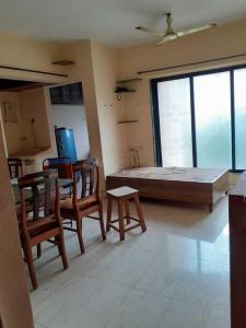 Gallery Cover Image of 600 Sq.ft 1 BHK Apartment for rent in Kasarvadavali, Thane West for 13500