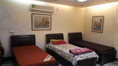 Bedroom Image of Monika PG in Chittaranjan Park