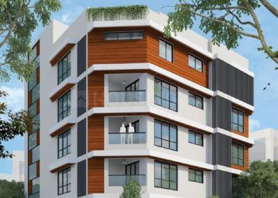 Gallery Cover Image of 1000 Sq.ft 2 BHK Apartment for buy in Sreerosh Vatsalya, Adyar for 14440051
