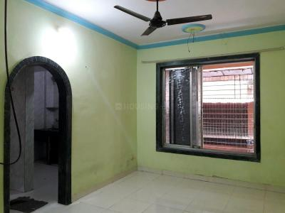 Gallery Cover Image of 640 Sq.ft 1 BHK Apartment for rent in Airoli for 16000