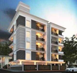 Gallery Cover Image of 2750 Sq.ft 3 BHK Apartment for buy in Malleswaram for 35000000