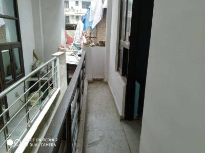 Gallery Cover Image of 540 Sq.ft 2 BHK Independent Floor for rent in Nawada for 9500