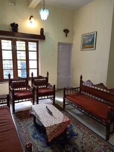 Gallery Cover Image of 800 Sq.ft 1 BHK Apartment for rent in Ballygunge for 25000