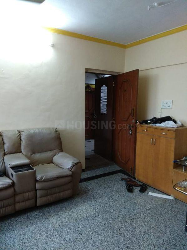 Living Room Image of 525 Sq.ft 1 BHK Apartment for rent in Malad West for 25000