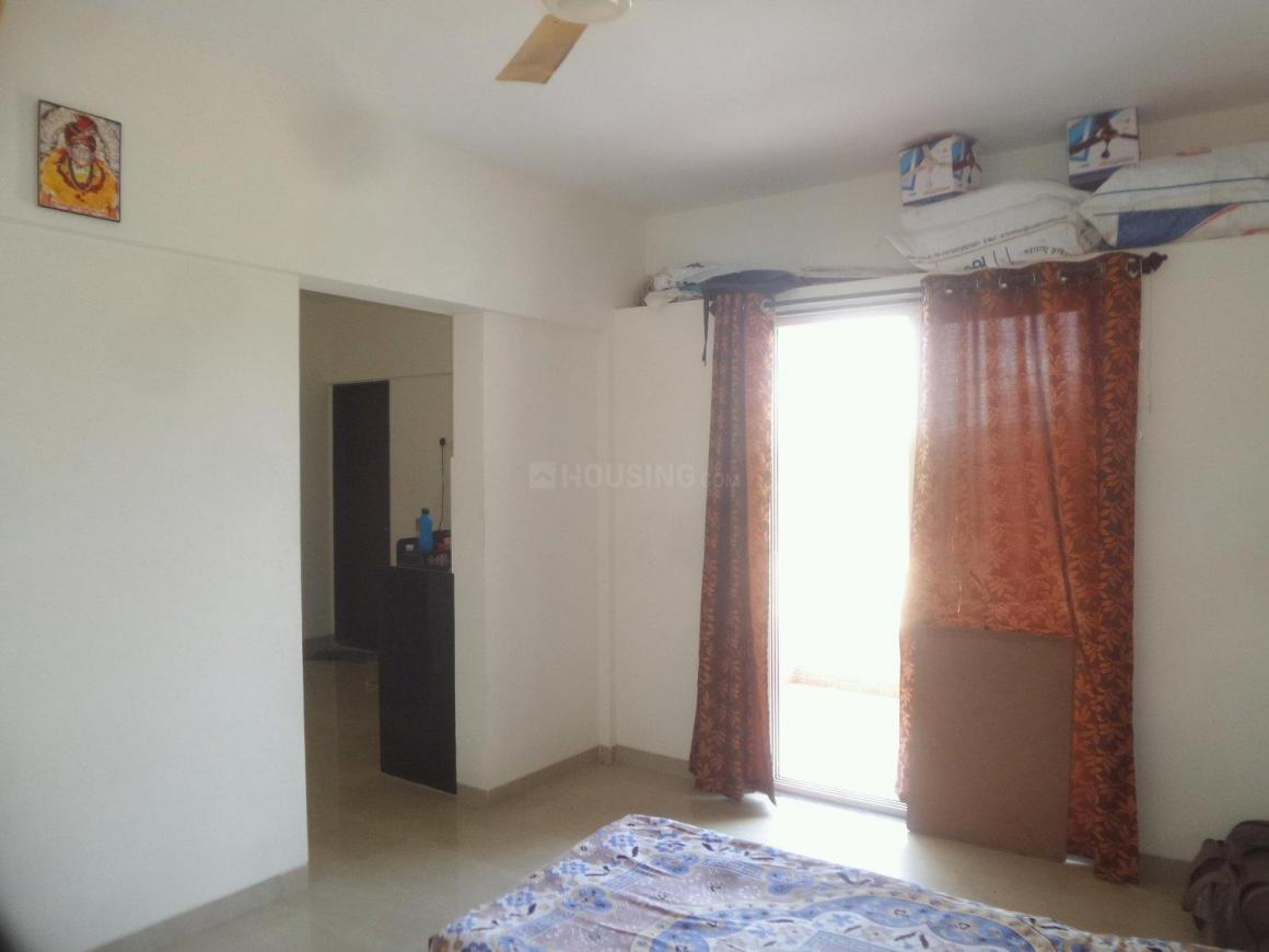 Living Room Image of 675 Sq.ft 1 BHK Apartment for rent in Wagholi for 6500