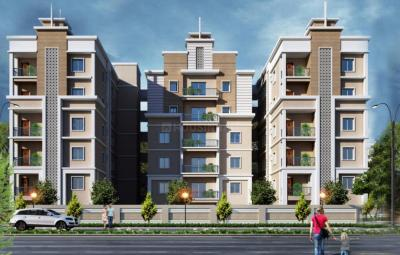 Gallery Cover Image of 1290 Sq.ft 2 BHK Apartment for buy in Manchirevula for 7100000