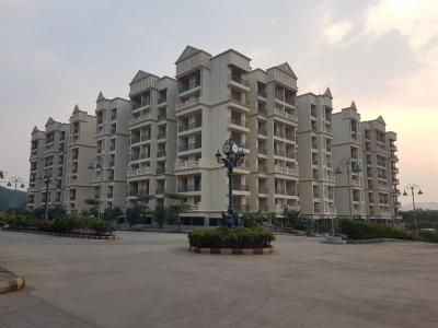 Gallery Cover Image of 805 Sq.ft 2 BHK Apartment for rent in Today Today Belantara, Rasayani for 10000