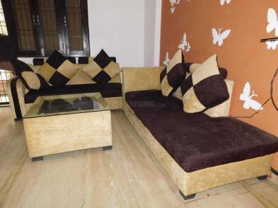 Living Room Image of Om Sai Ram PG in Sector 39