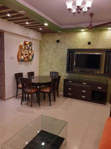 Gallery Cover Image of 1100 Sq.ft 2 BHK Apartment for rent in Damji Shamji Mahavir Trinkets, Kanjurmarg West for 45000