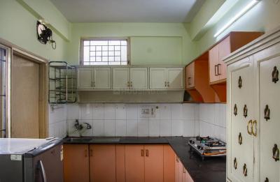 Kitchen Image of Flat 203, Sapthagiri Apartment in Ejipura