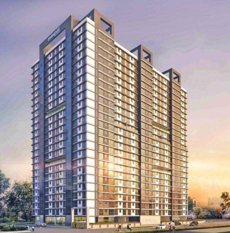 Building Image of 700 Sq.ft 2 BHK Apartment for buy in Dahisar East for 13500000