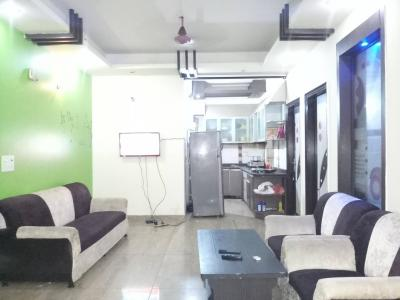 Gallery Cover Image of 2000 Sq.ft 3 BHK Apartment for rent in Vaishali for 24000