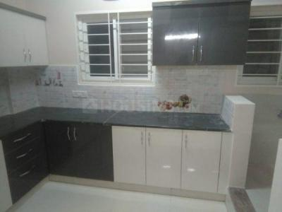 Gallery Cover Image of 1200 Sq.ft 2 BHK Apartment for rent in Srishti Dhruva, Mahadevapura for 25500