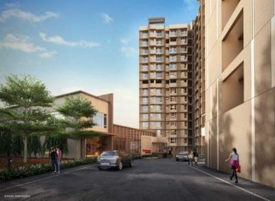 Gallery Cover Image of 643 Sq.ft 2 BHK Apartment for buy in Mahindra Happinest Kalyan Project A, Bhiwandi for 4400000