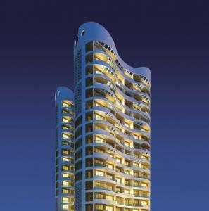 Gallery Cover Image of 700 Sq.ft 1 BHK Apartment for buy in Paradise Sai Icon, Kharghar for 6500000