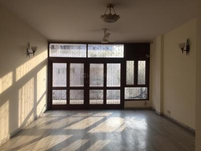 Gallery Cover Image of 2250 Sq.ft 3 BHK Independent House for rent in Greater Kailash I for 50000