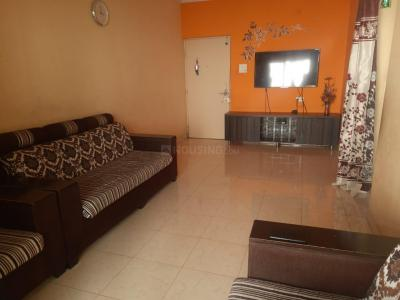 Gallery Cover Image of 765 Sq.ft 2 BHK Apartment for rent in Binawat Township, Hadapsar for 13000
