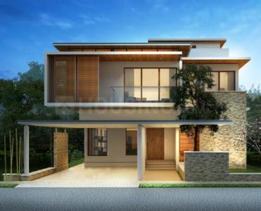 Gallery Cover Image of 4540 Sq.ft 4 BHK Independent House for buy in Mantri Signature Villa, Injambakkam for 50000000