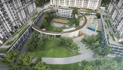 Gallery Cover Image of 910 Sq.ft 2 BHK Apartment for buy in Thane West for 9500000