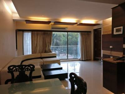 Gallery Cover Image of 1500 Sq.ft 3 BHK Apartment for rent in Bandra West for 200000