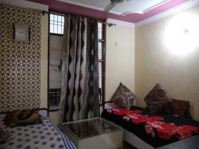 Bedroom Image of Unique Home PG in Mehrauli